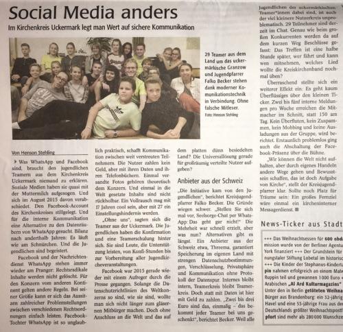 artikel-in-die-kirche