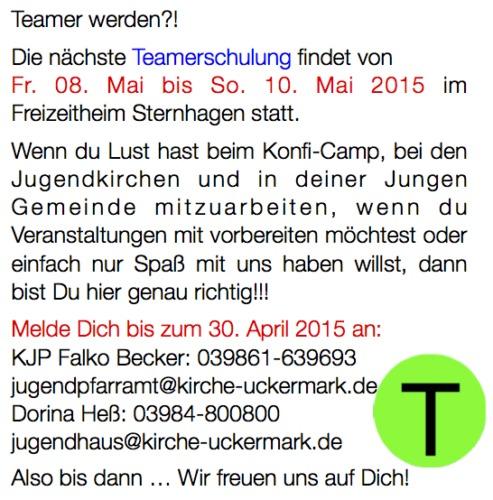 Flyer T-Schulung 2015 R